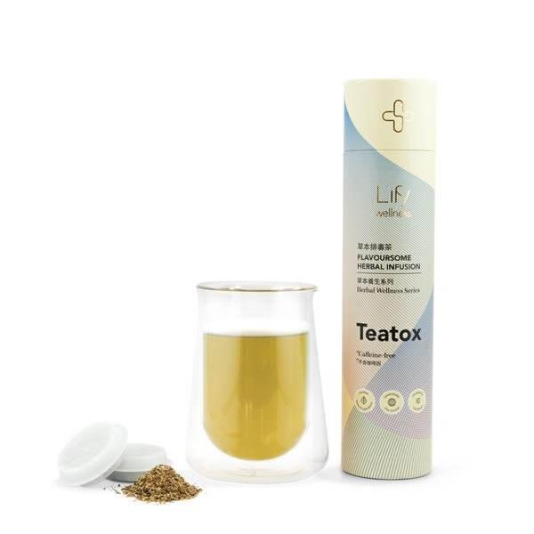 Teatox 草本排毒配方