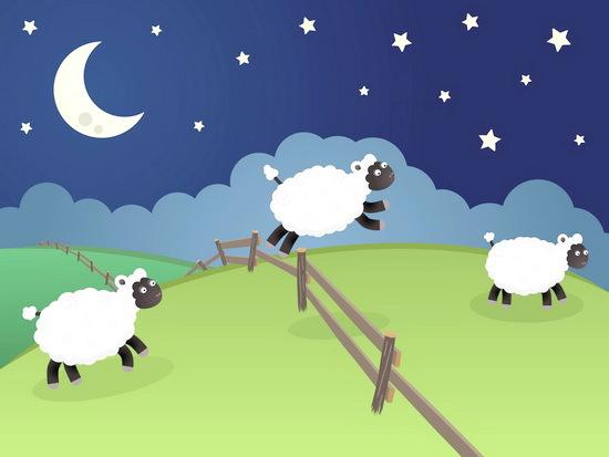 數綿羊都搞唔掂!失眠點算?